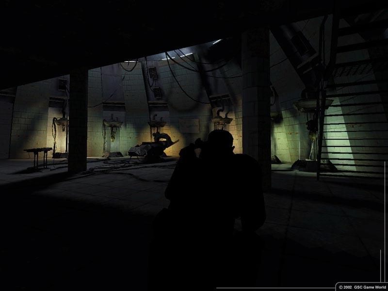 Полное быстрое прохождение пещеры без стрельбы и без встреч с монстрами после выхода из лаборатории х-18