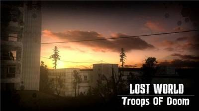 Lost World: Troops Of Doom 2.0