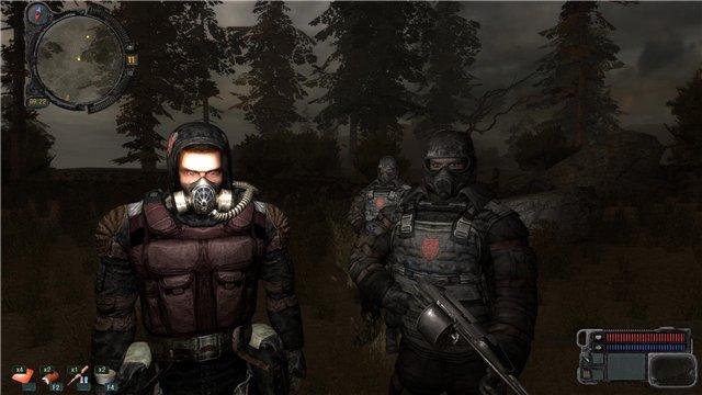 Stalker 2 (Сталкер 2) и Warface от Realstalkerval - Каталог файлов